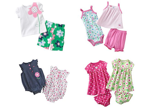 Kohls Baby Clothes Cool Kohl's Spring Floral Fantasy LineUp PEOPLE
