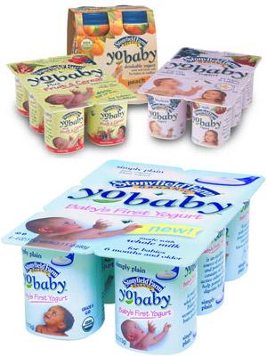 Yo Baby Organic Yogurt Organically Delicious Moms