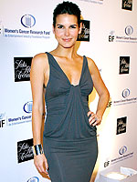Angie Harmon is Enjoying Her Curves – Moms & Babies ...