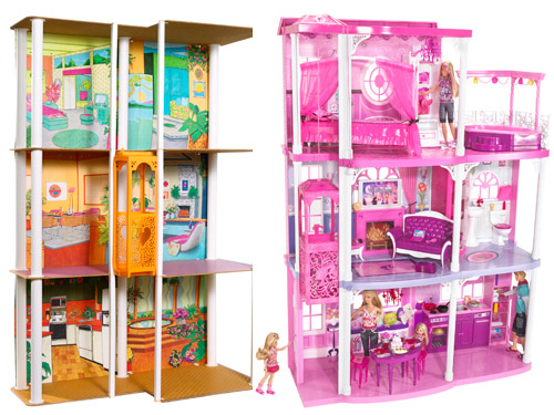 About Doll: Barbie House