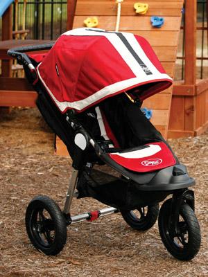 Babyjogger City Elite Stroller A Big Stroller That S Big