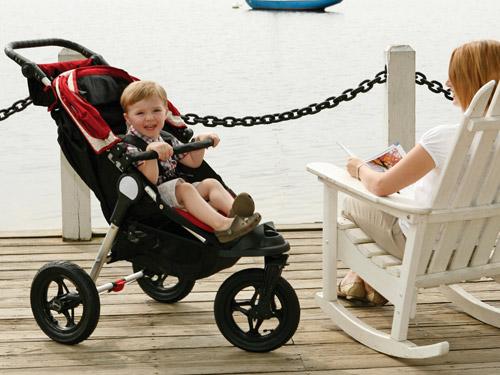 BabyJogger City Elite Stroller: A Big Stroller That's Big On ...