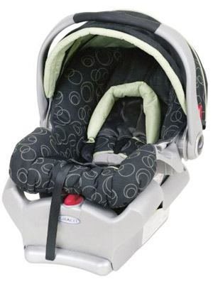 Graco SnugRide32 In Lemongrass