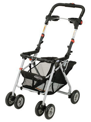 Graco SnugRider Stroller Frame: Makes Toting Your Infant Car Seat A ...
