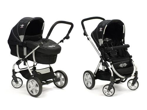 I Coo Targo Stroller Car Seat Adapter