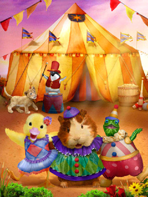 Wonder Pets Cartoon