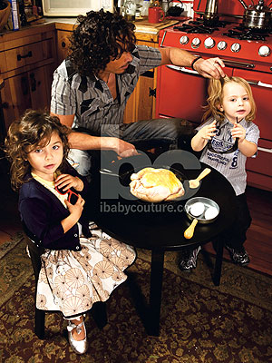 Chris Cornell And His Models In The Making Moms Amp Babies