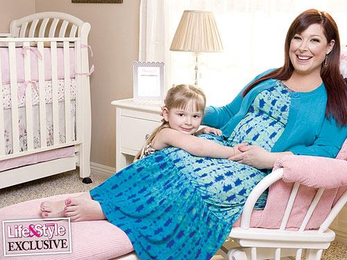 Carnie Wilson Shows Off Luciana S Nursery Moms Amp Babies