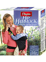 camila carries levi in a playtex hip hammock   30   levi mcconaughey stops to smell the roses  u2013 moms  u0026 babies      rh   celebritybabies people