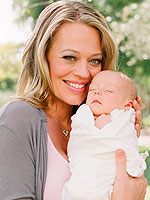 Jeri Ryan child