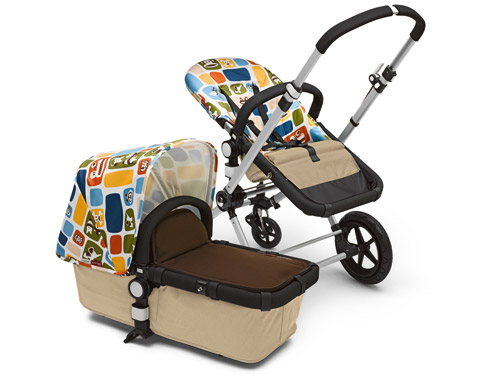 Bugaboo Has Teamed Up With Cute Clothing Line Paul Frank To Create Two Sets Of Adorable Tailored Fabric 129 For The Cameleon Stroller 899
