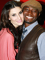 Taye Diggs and Idina Menzel Expecting First Child