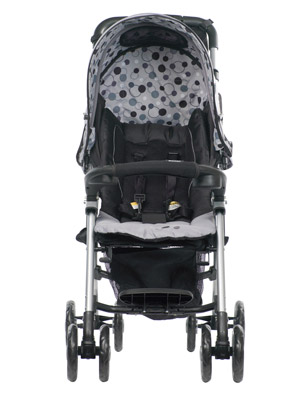 Combi Helio Stroller: A Compact Fold For Easy Carrying – Moms ...