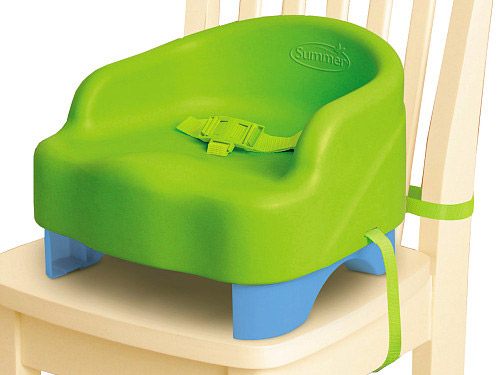 Summer infant secure comfort foam booster versatile seating for