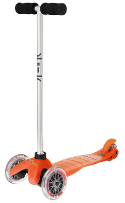 Mini-Kick Scooter: Little Kids Can Slalom Down The ...