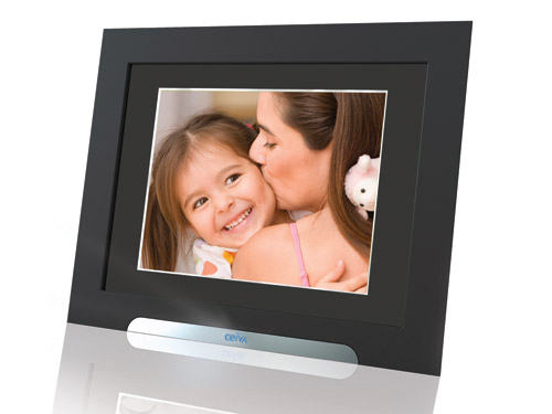 ceiva digital picture frame changing the way your parents get their photos moms babies. Black Bedroom Furniture Sets. Home Design Ideas