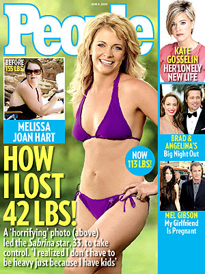 Melissa Joan Hart on Her Bikini Body: I Wanted to Prove I Could Do It
