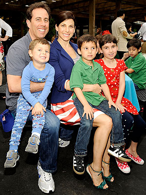 Seinfeld Family Strikes a Pose! – Moms & Babies – Moms & Babies ...