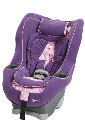 Graco My Ride 65 The First Convertible Car Seat To Rear Face 40 Pounds