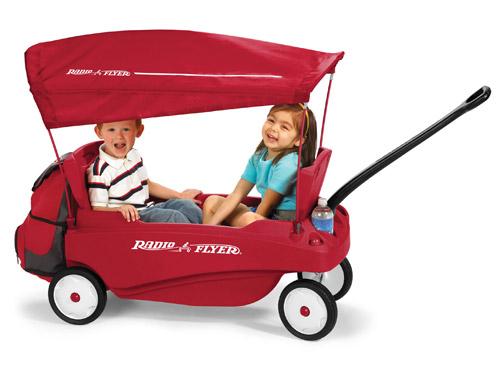 Radio Flyer Pathfinder Wagon - Best Price