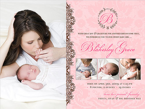 Sweet Celebrity Birth Announcements! - SheFinds