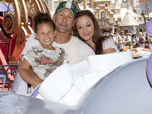 Leah Remini and Sofia Celebrate Birthdays at Disneyland - Moms