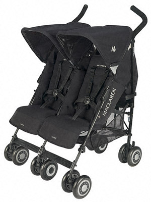 Maclaren Twin Techno Stroller: The Ultimate Side By Side Double ...