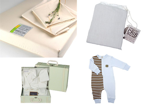 Natural Mat, Kushies and Child to Cherish Giveaway