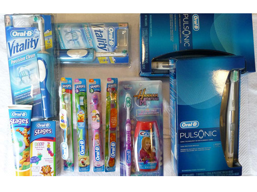 Oral-B Giveaway