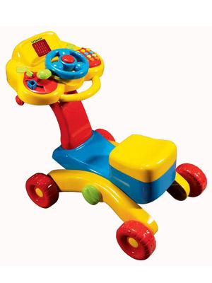 Vtech 3 in 1 smart wheels rocks and then rolls moms for Bureau 3 en 1 vtech