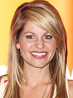 Candace Cameron eye color