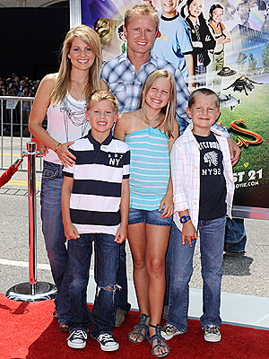 Candace Cameron Bure Brother