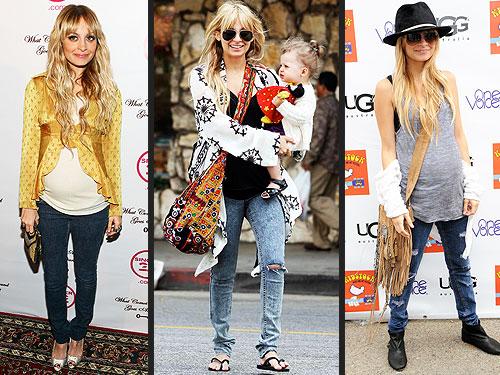 Get 15% Off Nicole Richie's Favorite Jet Maternity Jeans ...