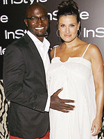Taye Diggs and Idina Menzel Welcome Son Walker