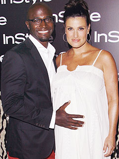 Taye Diggs and Idina Menzel Welcome a Son | Taye Diggs