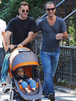Jonny And Jude S West Village Walk Moms Amp Babies
