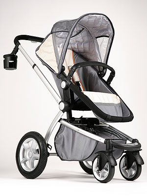 Maxi Cosi Foray The Can Do Everything Stroller Moms