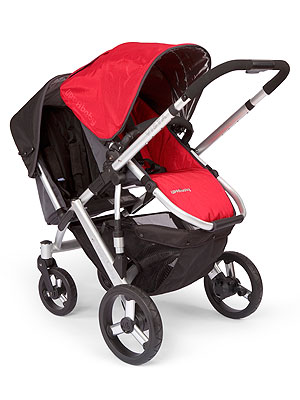 UPPAbaby\'s Vista Stroller with RumbleSeat: Change Your One Seater to ...