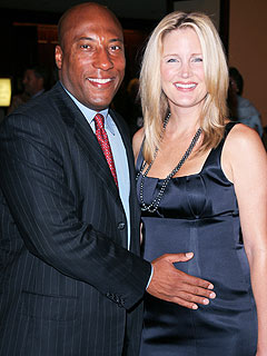 Byron Allen Welcomes Son Lucas Byron