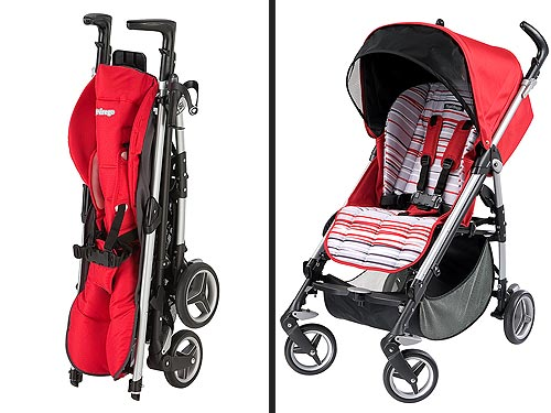 Peg Perego Si Yes A Lightweight Stroller With Serious