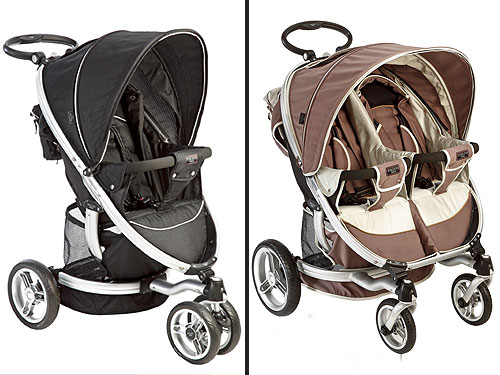 Valco Baby Ion Stroller: Get Charged Up for This Lightweight ...