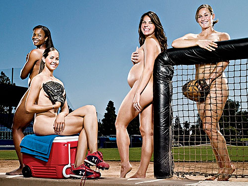 Naked Women S Softball Pictures 35