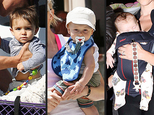 Celebrity Baby Blog  Steal That Style