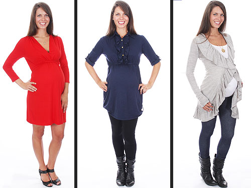 Maternity Clothes for Less