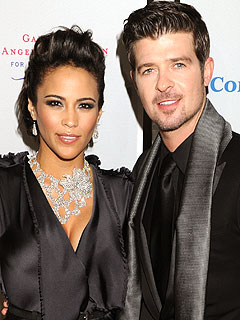 Robin Thicke & Paula Patton Welcome Son Julian Fuego – Moms & Babies