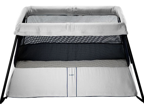 Babybjorn S Travel Crib Light It S Compact And Easy To