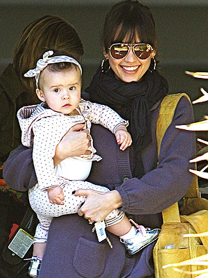 MOMMY AND ME photo | Jessica Alba