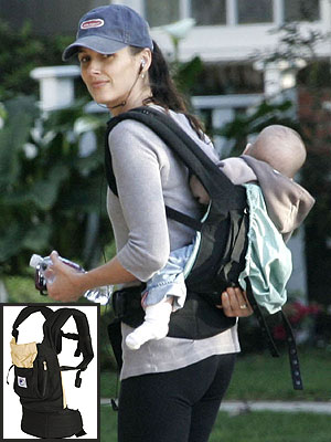 BABYWEARING photo | Bridget Moynahan
