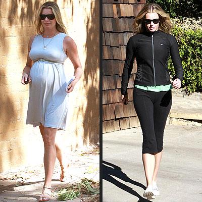 Rebecca Romijn Pregnant
