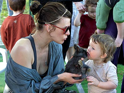 BUNNY LOVE photo | Milla Jovovich